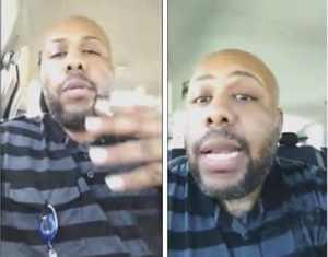 Facebook maniac Steve Stephens goes on a live killing spree