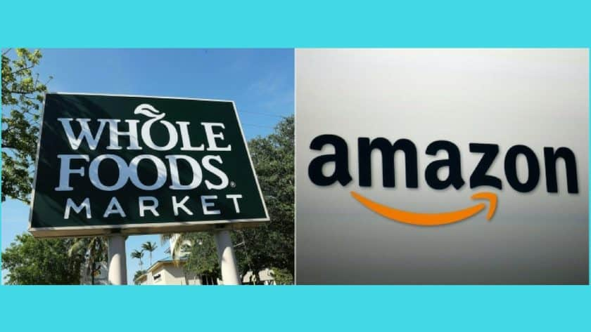 Amazon Buys Whole Foods Costing $13.7bn