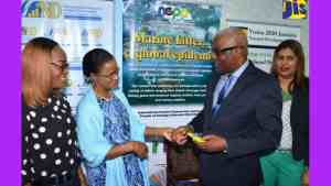 NSWMA Encourages Jamaicans to Package Waste in Cardboard Boxes