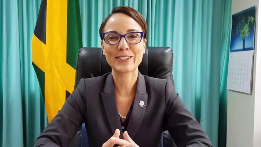 Kamina Johnson-Smith