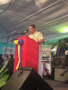 "Mobay Mayor ""Rest Assured The Hip Strip Will Be Jimmy Cliff Blvd"""