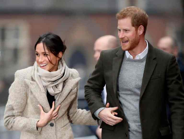 Meghan Markle and Prince Harry Stole the Show at a Royal Family Wedding This Weekend