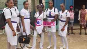 Student Nurses Expected To Visit Fire Victims in Savanna-La-Mar on Thursday, Jan 31