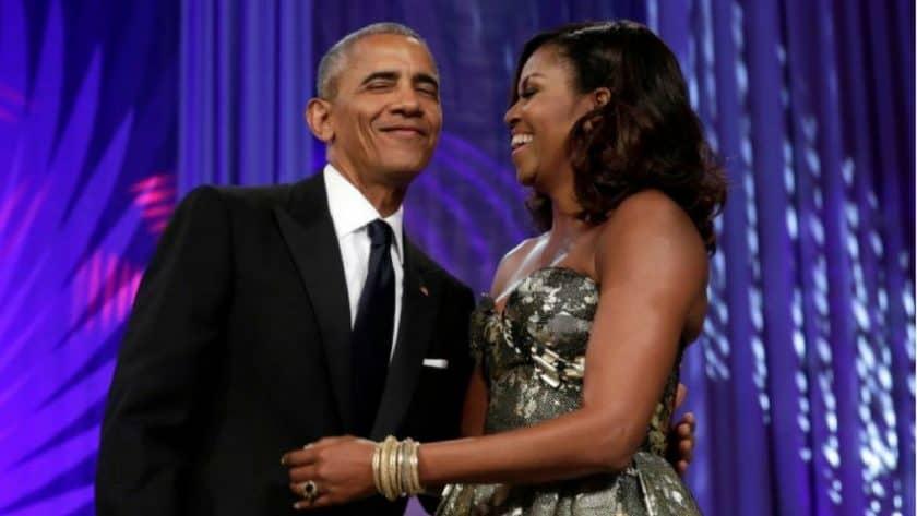 Best-Dressed List Honors Obamas, Snubs Trumps