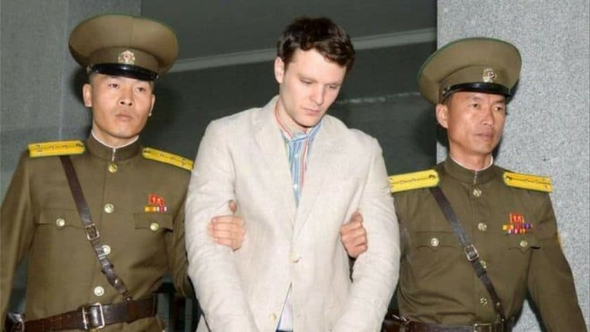 Otto Warmbier, US student sent home, dies