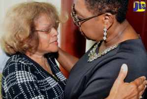 PHOTOS: Service of Thanksgiving for Political historian, Troy Caine