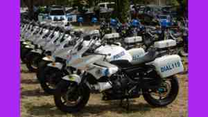 Government Commits another $350 Million on Police Mobility
