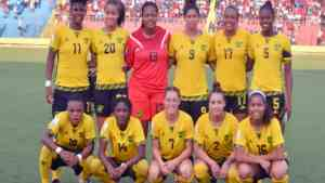 Reggae Girls Departs on Sunday for Concacaf Championships in Texas