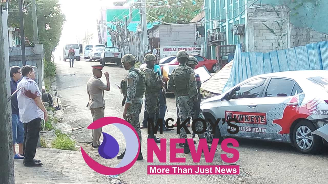 Blood Money,Two Killed in Montego Bay 20 Million Robbery
