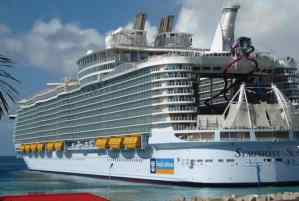 'Symphony of The Seas' to Make Port Calls to Jamaica in 2020
