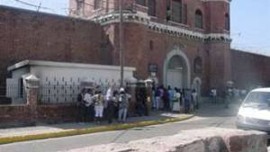 Fire at Tower Street Correctional Centre