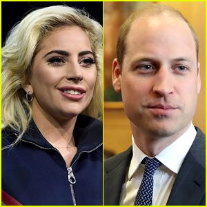 William Gaga videochat about mental health issues