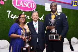 Old Harbour High, Immaculate Conception Educators Win LASCO Awards