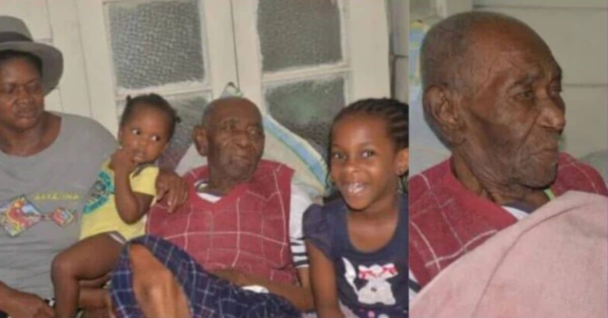 Jamaica May Have The World's Oldest Man