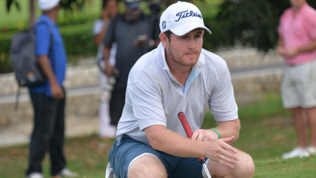 Patrick Cover Takes Sole Leadership in 52nd Alacran Jamaica Open