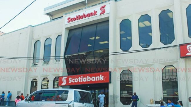 Business: Scotiabank, Visa innovation partners