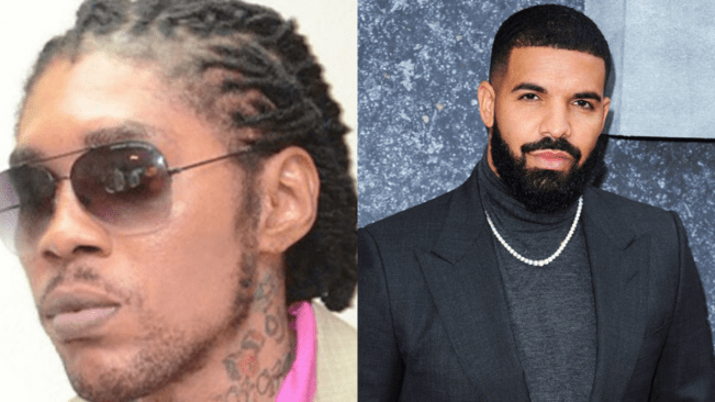Drake Ignites More Vybz Kartel Collab Rumors With Gaza Reference In New Song