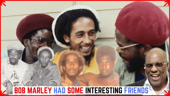 Bob Marley the Friend of Dons