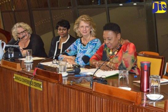 Jamaicans Urged To Help End Gender-Based Violence