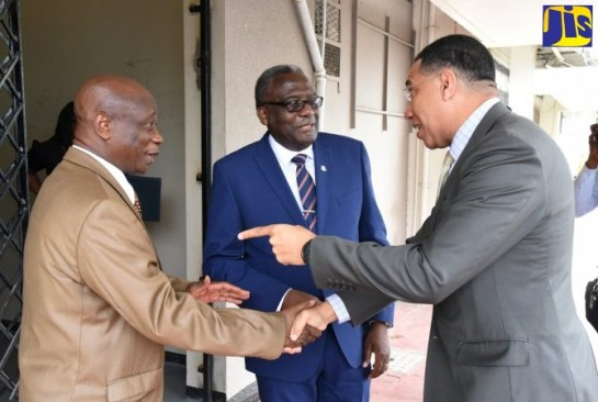 Prime Minister Calls On All Jamaicans To Give Information To The Security Forces