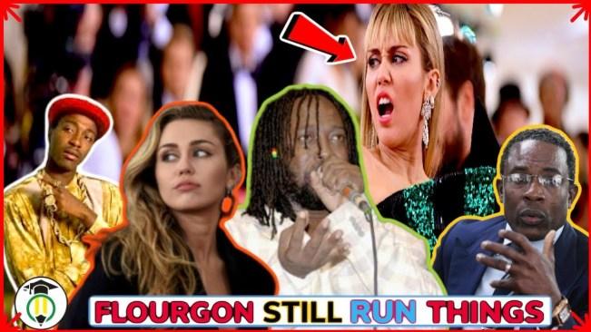 Flourgon wins Lawsuit against Miley Cyrus