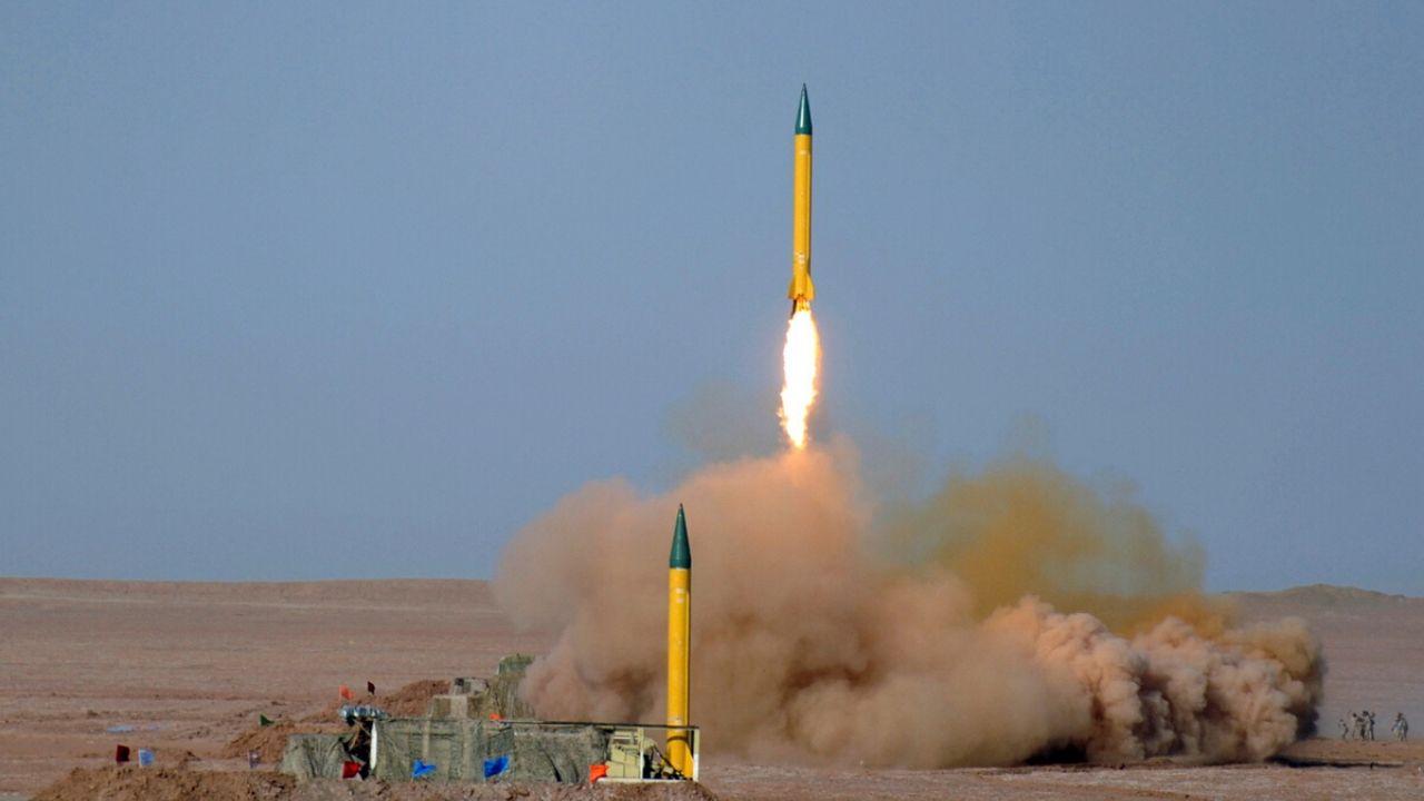 Iran fires missiles at multiple U.S. positions in Iraq in retaliation for Soleimani killing