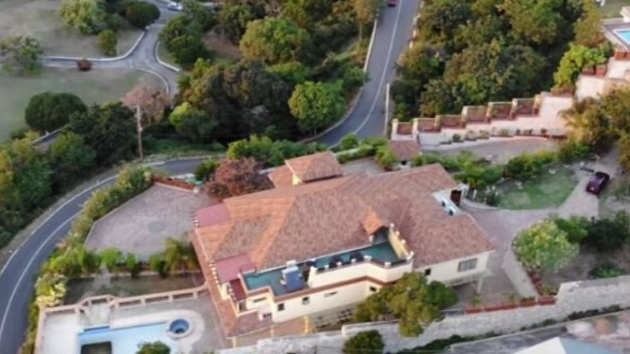 Lifestyle: A Look at Prime Minister Andrew Holness House, Located in Beverly Hills