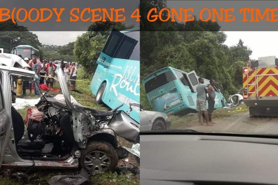 Video Footage of Deadly Trelawny Crash