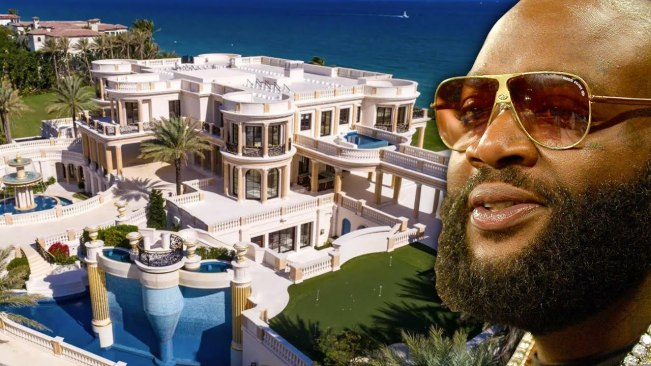 8 Crazy Hip Hop Mansions