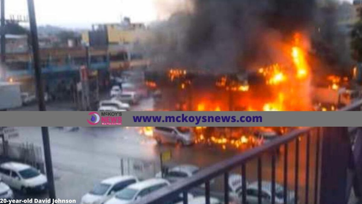 Several Persons Feared Injured in Gas Station Fire in Mandeville