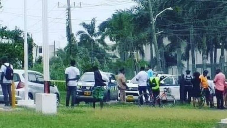 Gigolo Killed in Montego Bay
