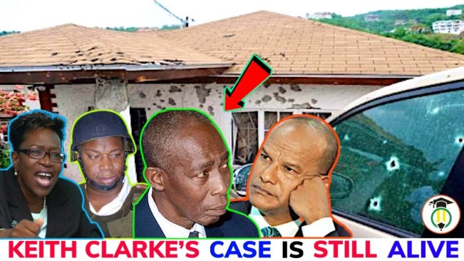 Revisiting Keith Clarke's case