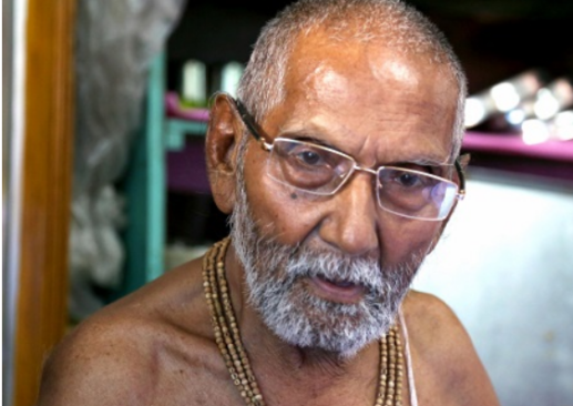 Meet The 120 Year Old Man Who Has Never Slept With A Woman Before