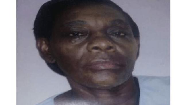 Missing Report of Elderly Kingston Woman