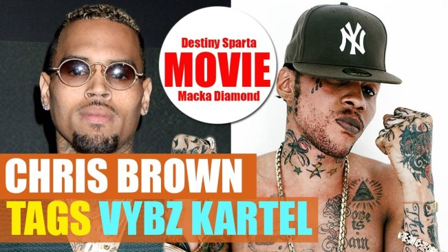 Vybz Kartel Made A DEAL For His RELEASE | Chris Brown TAGS Kartel