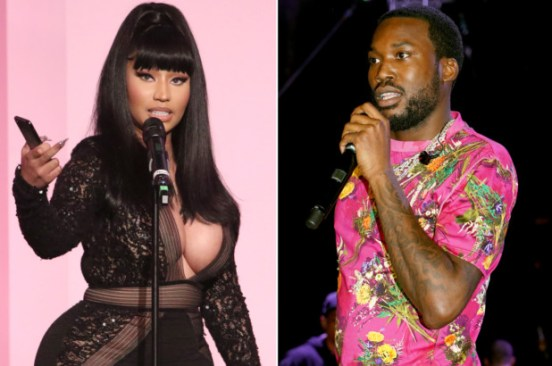 Nicki Minaj accuses ex Meek Mill of physically abusing her