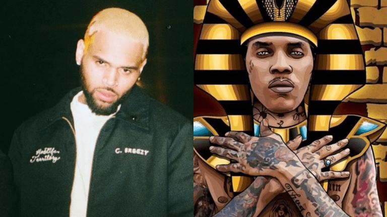 "Chris Brown Says Incarcerated Dancehall Icon Vybz Kartel Is ""Immortal"""