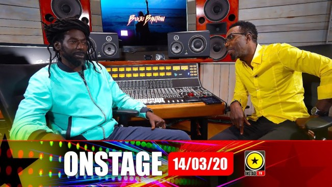 Buju Banton Speaks For The First Time Since Return