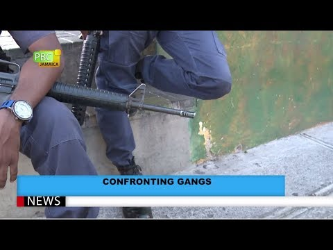 Confronting Gangs with Marlon Samuels