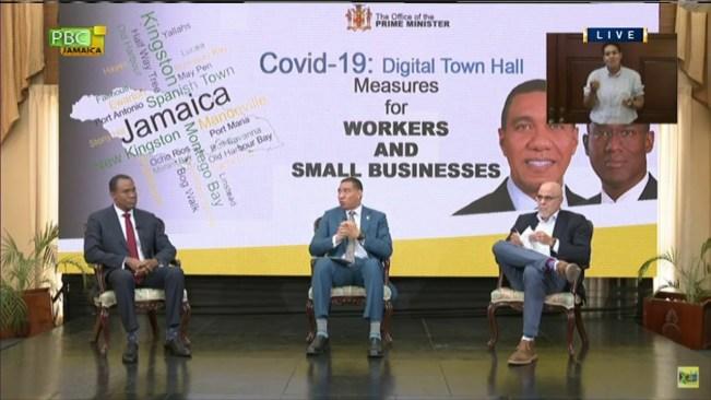 Coronavirus Digital Townhall Meeting – March 26, 2020
