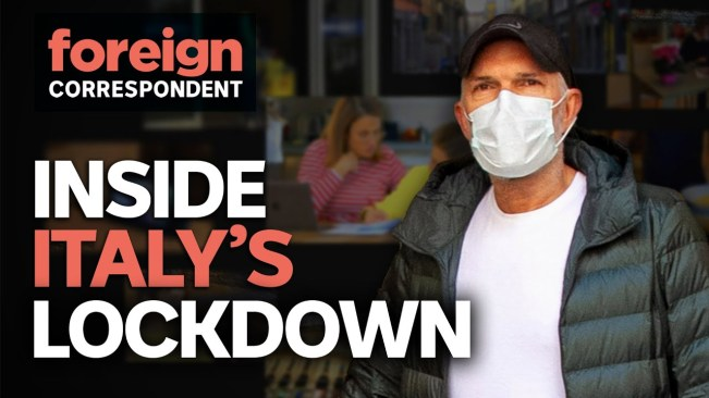 Coronavirus: Inside Italy's COVID-19 Lockdown