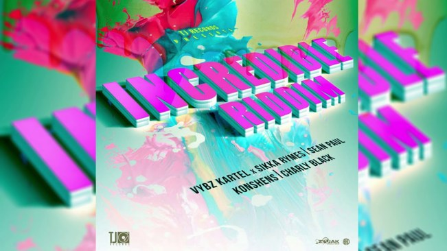 The 'Incredible Riddim' Producing Hits From Vybz Kartel & Sikka Rymes, Sean Paul, Konshens And Charly Black