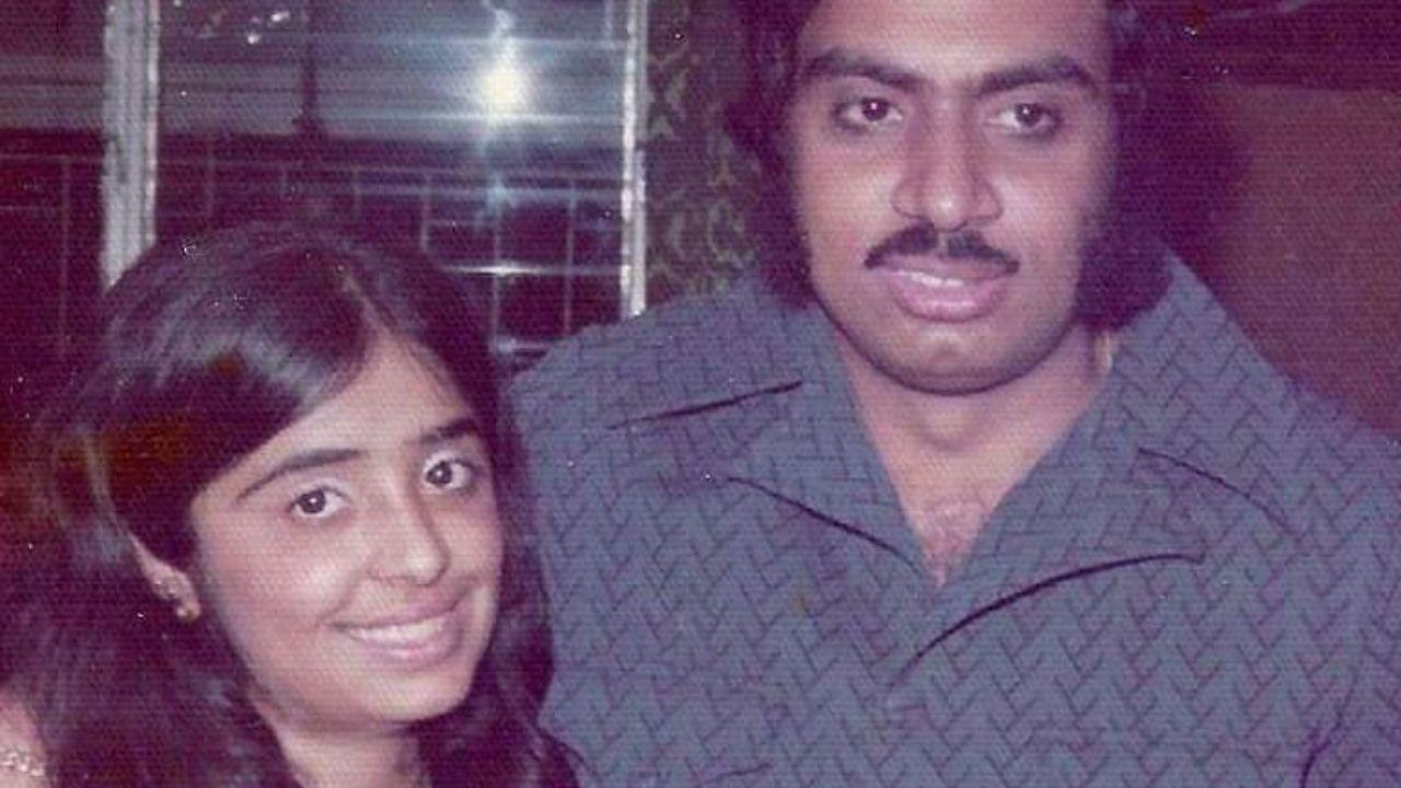 Mr. and Mrs. Lachu Ramchandani - Mckoy's News