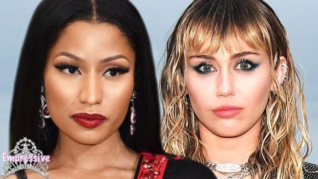 Nicki Minaj was allegedly blacklisted