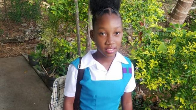 Rianna Soloman of William Knibb High School missing