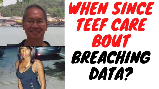 Roger Chang's Computer Data Was Breached After Dem Kill Him