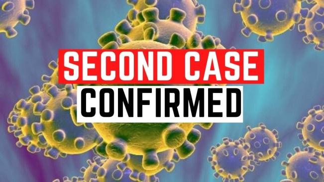 SECOND case of CORONAVIRUS confirmed in JAMAICA