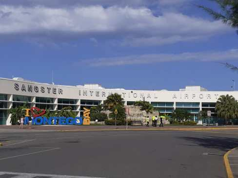 Woman Collapses at MoBay Airport, Dies