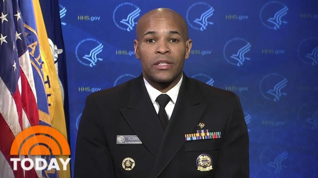 US Surgeon General Jerome Adams On Coronavirus: 'This Week It's Going To Get Bad'
