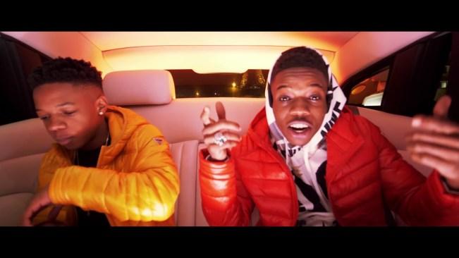 UTG (Likkle Vybz x Likkle Addi) – Hear Dem (Official Music Video) – Short Boss Muzik